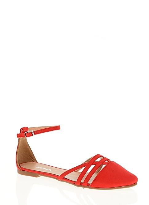 Koton Ayakkabı Kırmızı